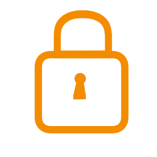 Lock icon by Thierry Rivette for you website services